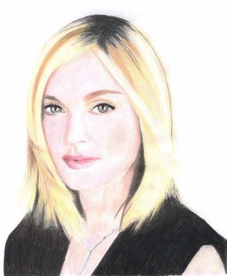 Madonna por elyk